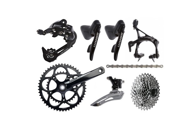 SRAM Apex, the American brand's entry-level road groupset