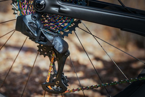 SRAM went wireless with XX1 and X01 Eagle AXS