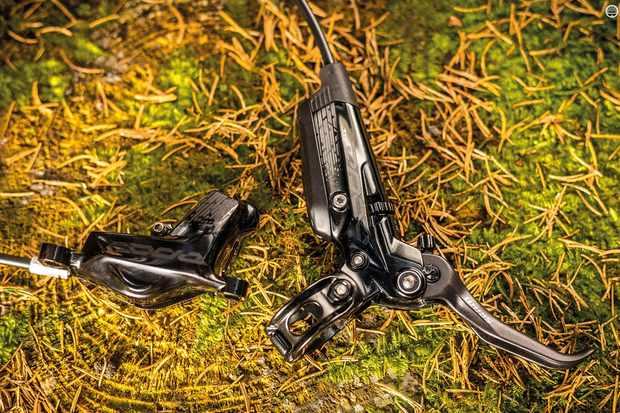SRAM Code RSC brake