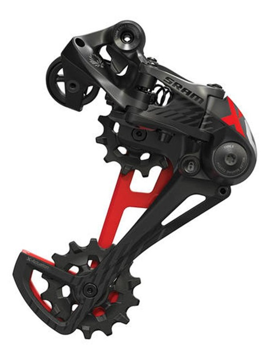 SRAM Eagle weighs much less than Shimano Eagle and costs many, many, times more