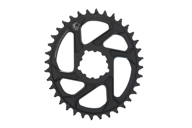 Ovals > circles, or so says SRAM with the launch of oval chainrings for its Eagle groupsets