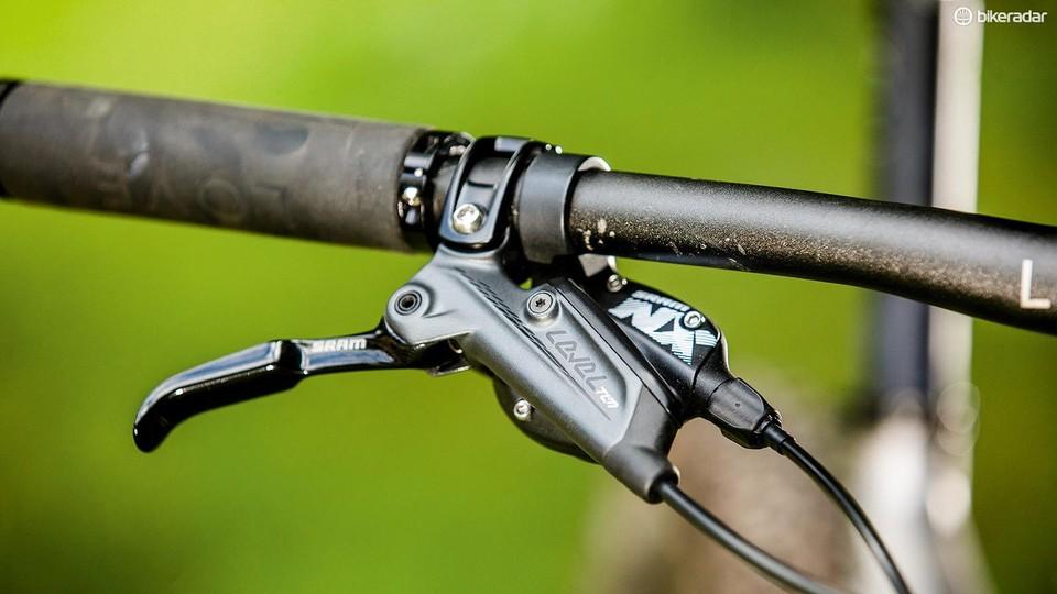 SRAM Level TLM brake review - BikeRadar
