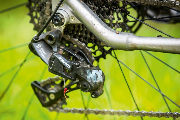 SRAM's NX 11-speed transmission