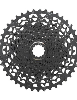 The star of this new budget group may be the PG-1130 cassette, which is compatible with Shimano freehub bodies