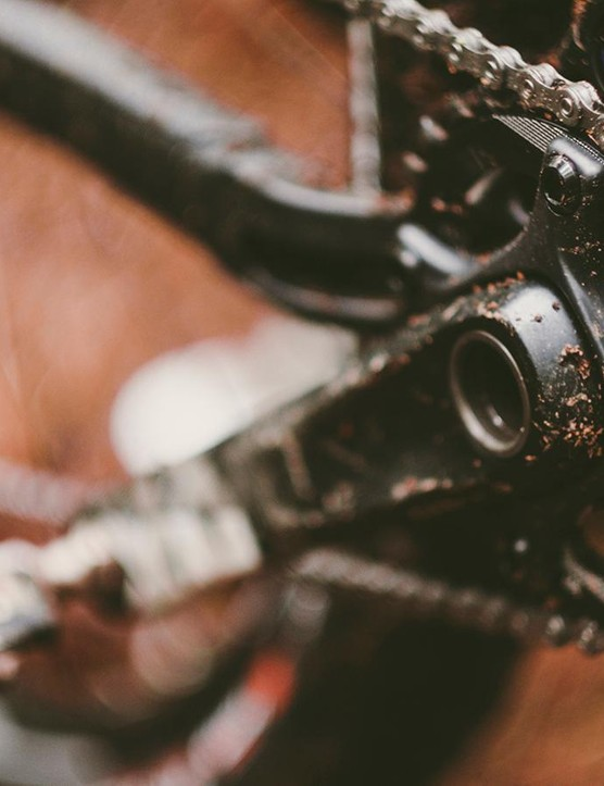 The NX group has options for standard, Boost and fat bike chainlines
