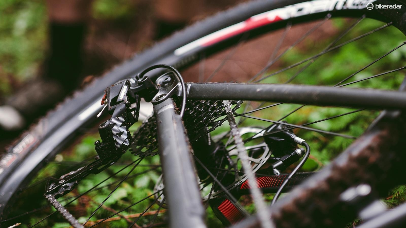 SRAM NX is the most affordable 1x drivetrain yet