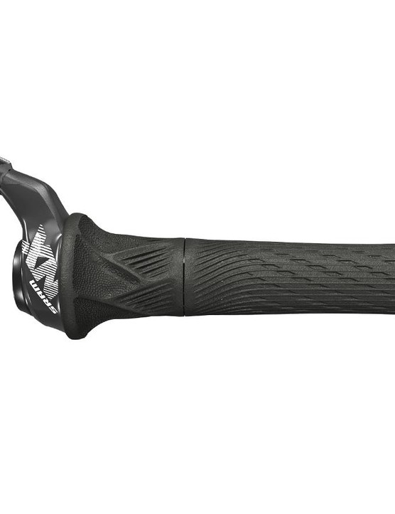 The NX Grip Shifter carries over all the tech of SRAM's higher price twist shifters