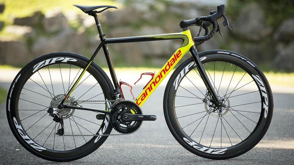 Here's one for the climbers — new wide-range gearing for SRAM Red eTap