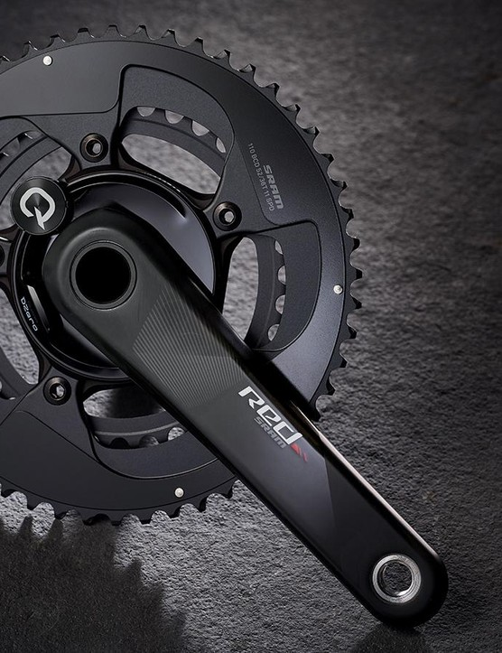SRAM's Red Quarq DZero