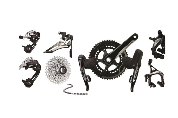 SRAM Rival 22 is a direct competitor to Shimano 105