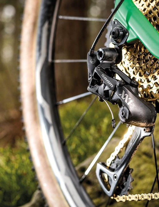 SRAM's XX1 Eagle groupset