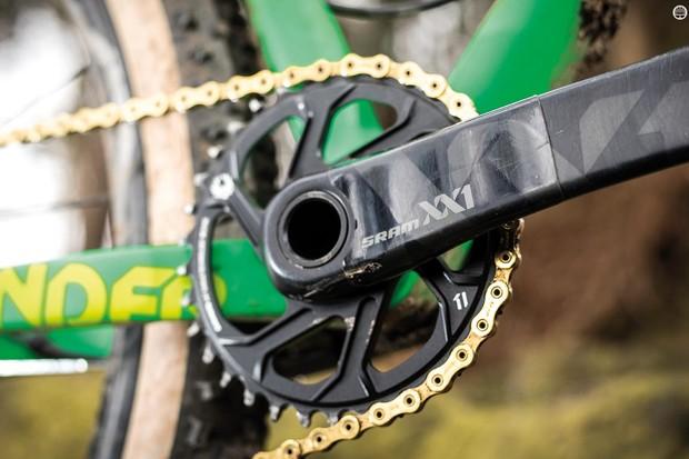 SRAM GX Eagle 12-speed drivetrain review - BikeRadar
