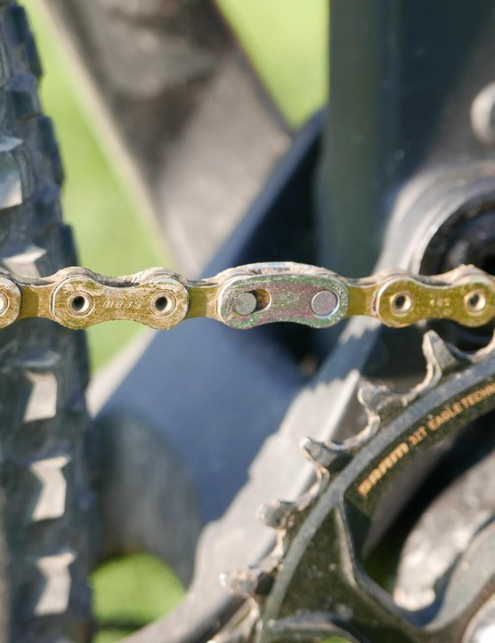There's a new Powerlink for the all-new chain too
