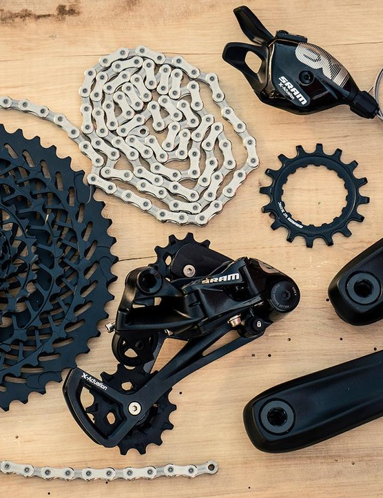 If Campagnolo makes an e-bike groupset, I'm assuming it'll be a road one, unlike SRAM EX1