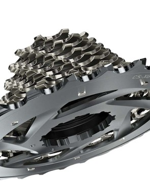The new XG-1290 cassette starts from a 10-tooth sprocket and is compatible with XD-R freehubs