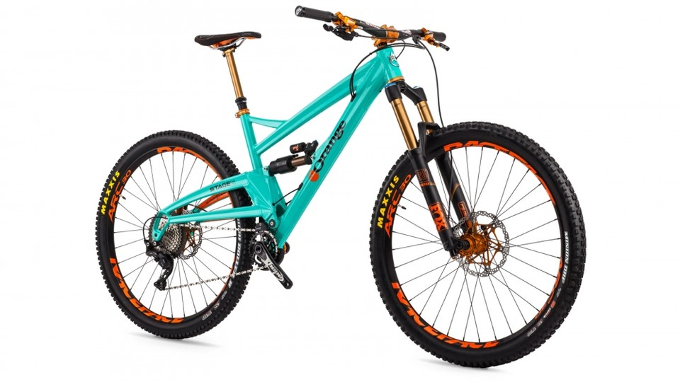 e478f701b51 Orange launches Stage 5 and Stage 6 enduro-focused 29ers - BikeRadar