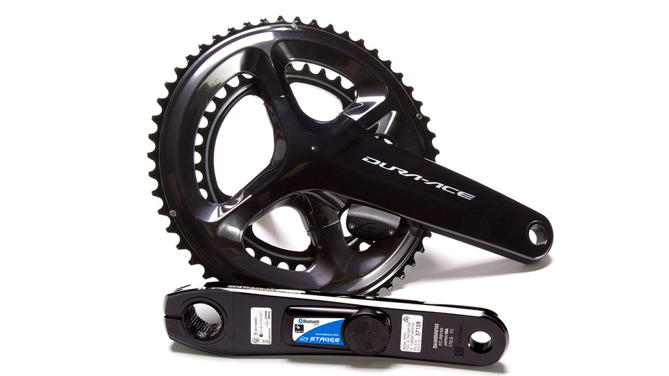 fd61a68c79e Stages goes dual-sided with Power LR crankset - BikeRadar