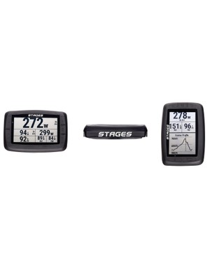 Stages says the company isn't trying to compete with Garmin; instead, the power-meter brand is focusing on a training tool