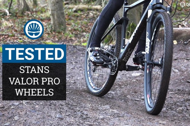 Stan's Valor Pro wheels