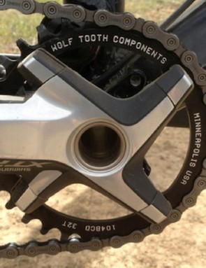 1x drivetrains are becoming increasingly popular and the norm for modern mountain bikes thanks to their low weight, reduced maintainence and lack of handlebar clutter