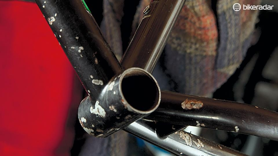 Don't write your frame off if your bottom bracket is damaged