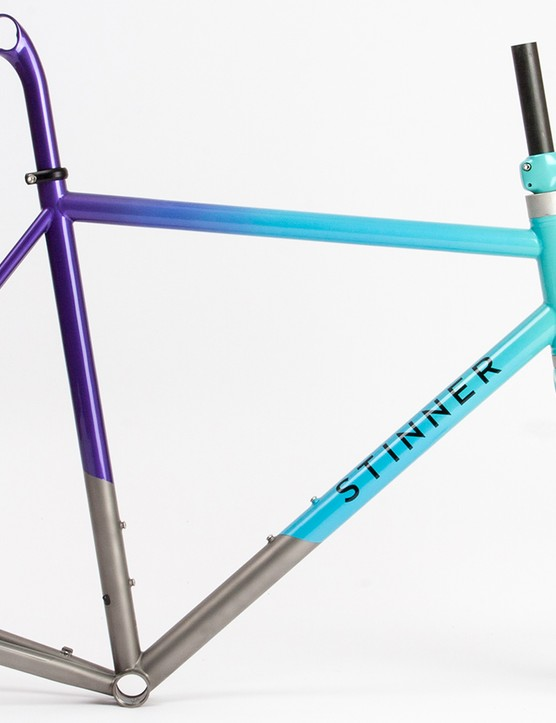 Stinner Frameworks is a new addition to the roster at Bespoked