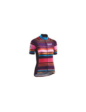 This jersey from Stolen Goat is very colourful