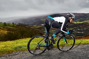 It's urgent, light and agile, with the sort of comfort some endurance bikes can only dream of