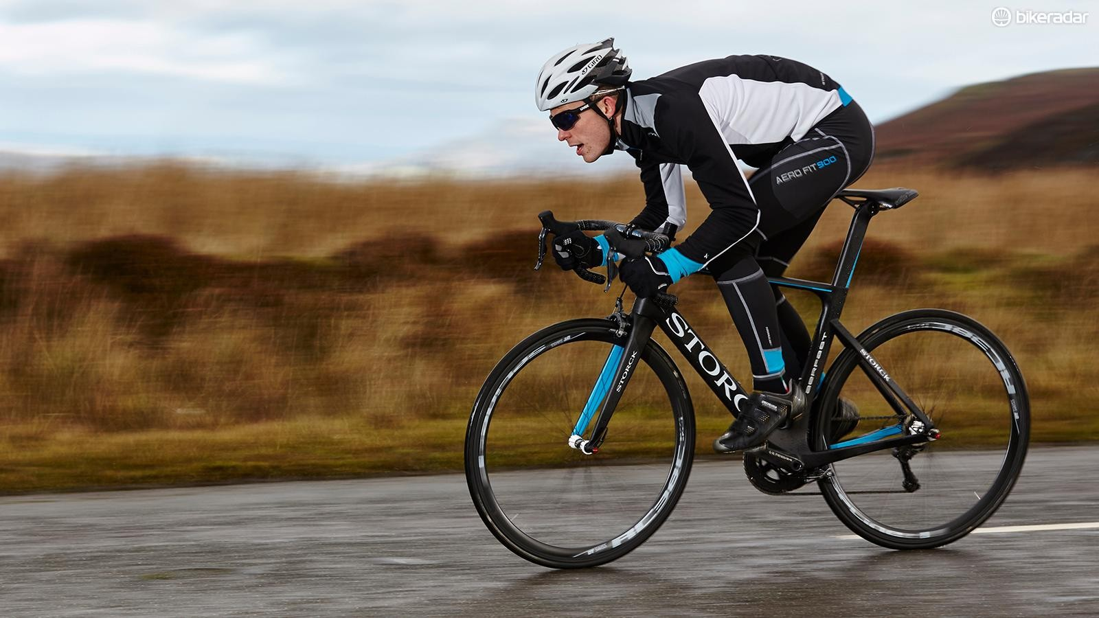 The Storck Aerfast Pro may be an efficient machine, but its an uncommonly engaging one too