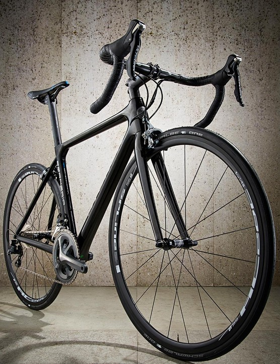 The Aernario is an aero-ish machine from a brand with a history of weight obsession