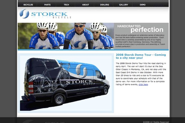 The Storck Demo Tour is coming to the US this weekend.