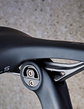 The Monolink makes sense on an aero bike but ours proved noisy at times