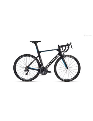Our test bike was a mid-range Aerfast Pro; higher-spec Platinum and cheaper Comp options are also available