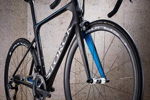 This stealthy Storck oozes purpose