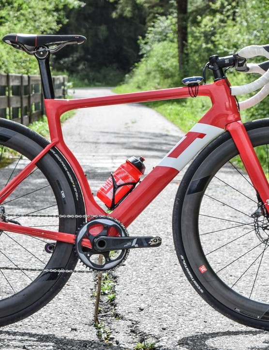 3T thinks its Strada is the future of road bikes; could the new cassette make it so?