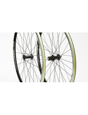 Strada's Big Fella wheels are rated for riders up to 100kg