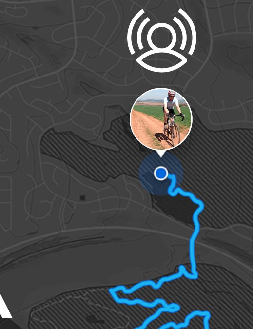 Strava Beacon sounds like a great idea for keeping your loved ones happy