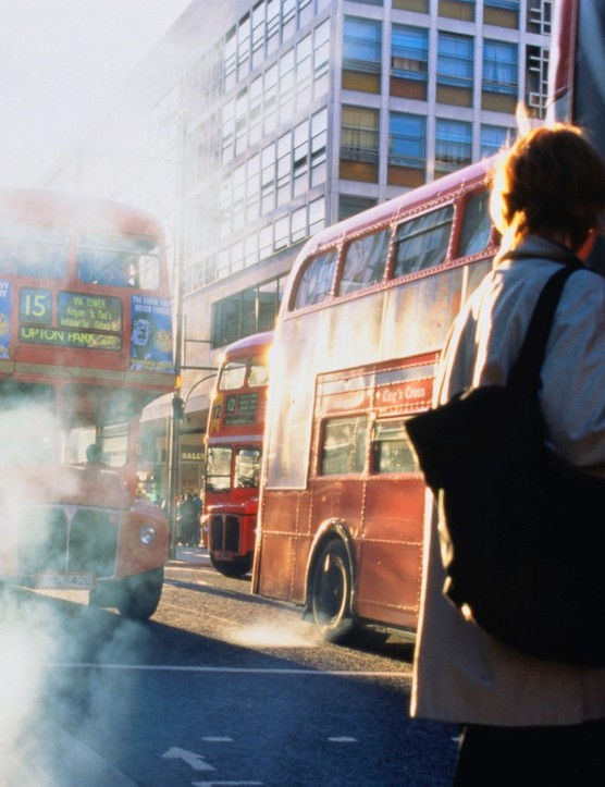 A staggering 40,000 deaths per year are being linked to air pollution in the UK