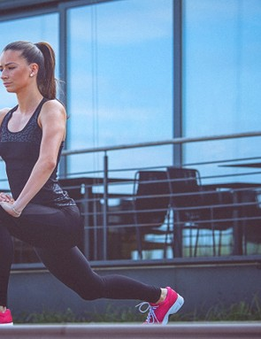 Build in stretching to your routine to help your body recover and to avoid injury