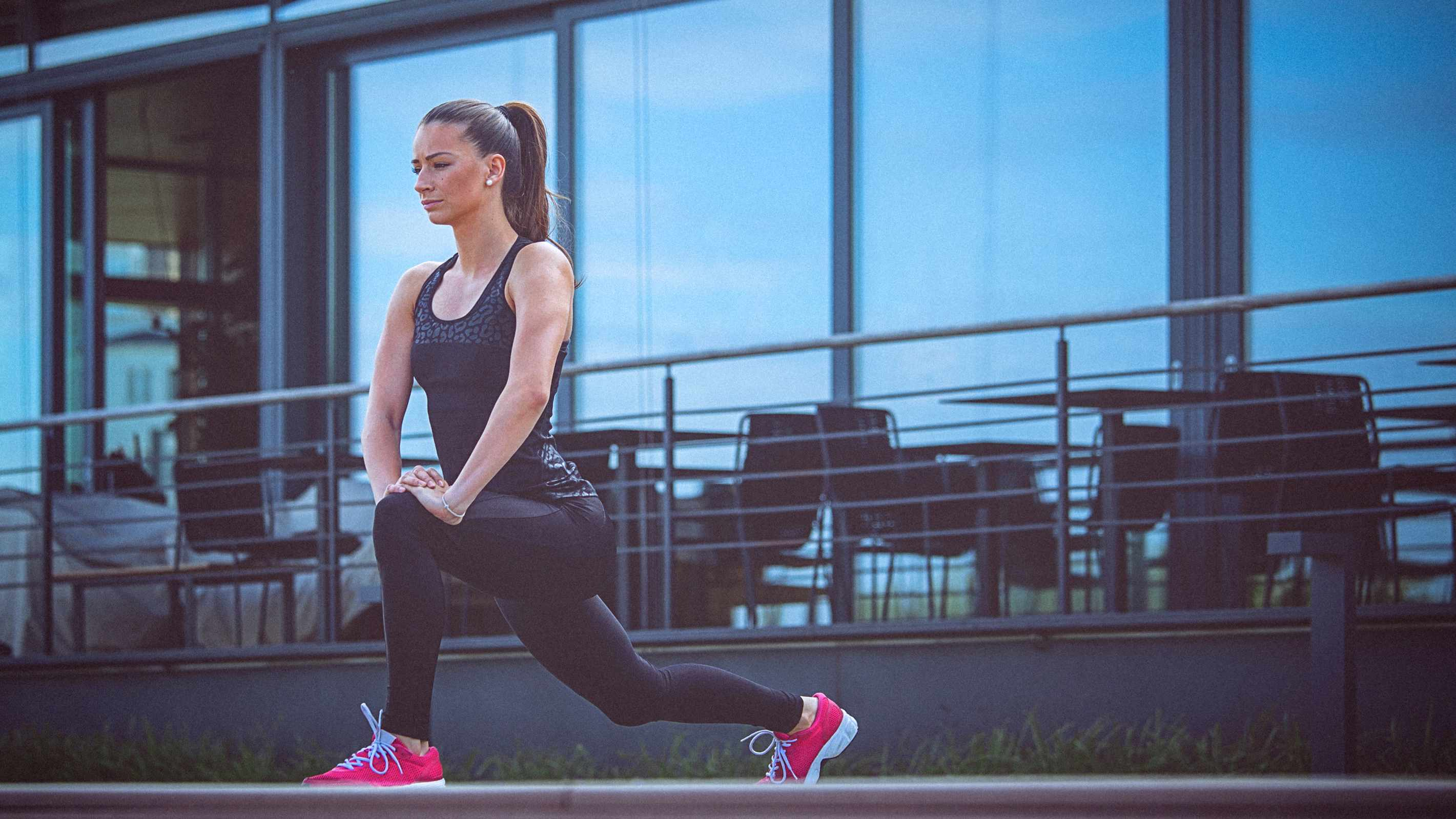 The stretching exercises here will help increase your flexibility