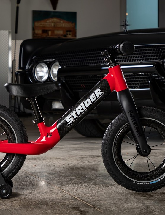At $899, the ST-R might be the most expensive balance bike out there
