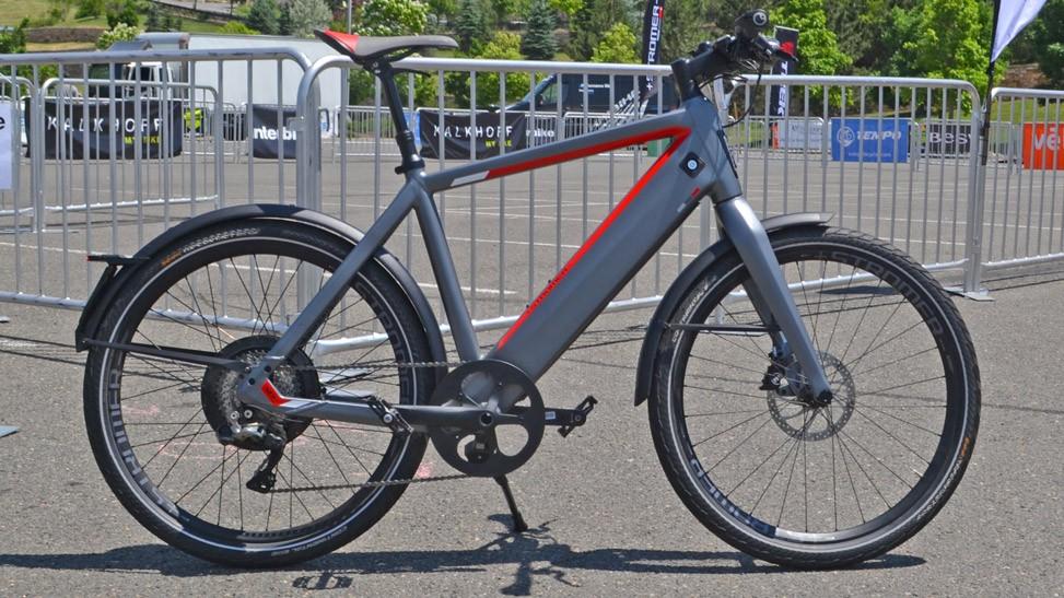 The Stromer ST2S electric bike
