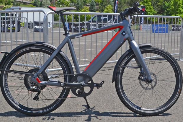The Stromer ST2S electric bike