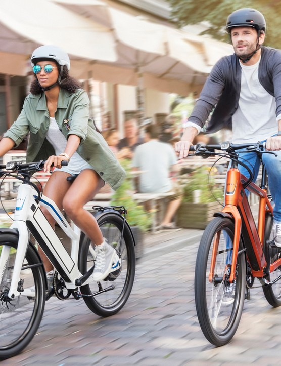 Speed, integration and connectivity combine with Stromer's ST1 X electric bike