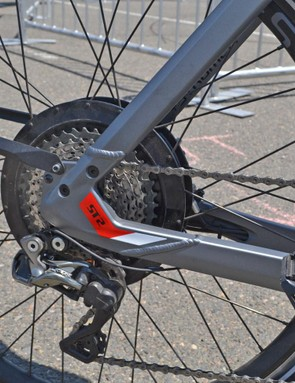 Electronic drivetrains and e-bikes seem made for each other