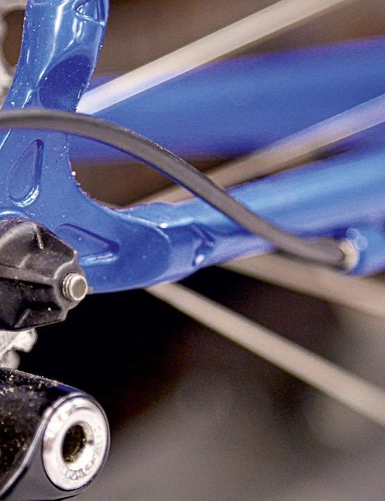 Once the frame building class has been running for a few years, the school will be able to get cheaper pricing on parts and tubing, and other funding can be tapped into