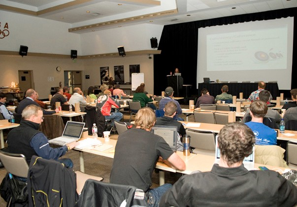 Promoters, team managers and industry folks gathered to idea share on the future of American mountain bike racing.