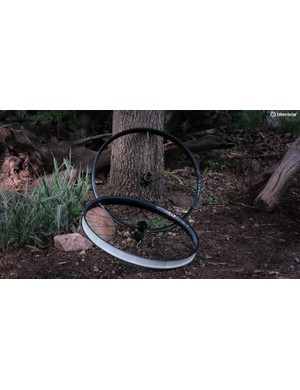 The Sun Duroc 50 wheelset is designed for plus-sized fun