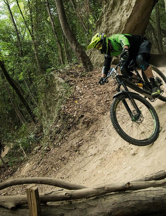Woody Hole took the Masters series title at the Enduro Worlds in 2015