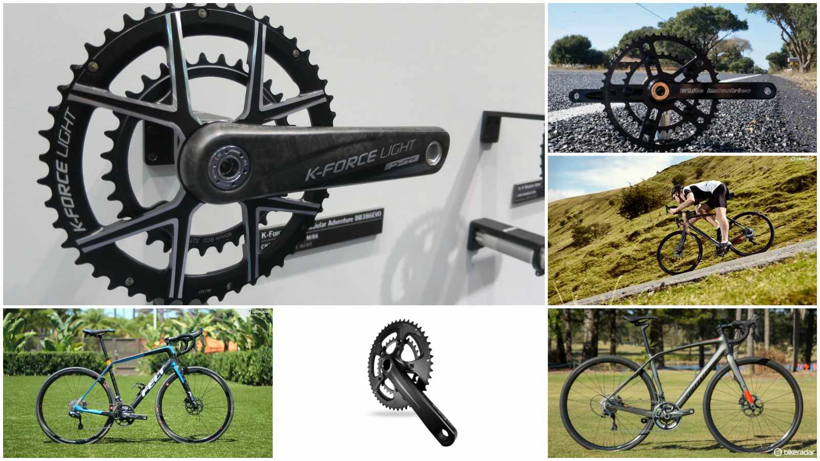Are super-compact cranksets on the rise? We think so